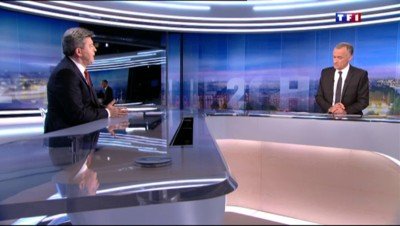 """Jean-Luc Mélenchon : """"Je propose ma candidature à l'élection présidentielle de 2017"""""""