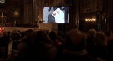 Le 13 heures du 25 novembre 2014 : A Strasbourg, les habitants cherchent le Pape - 325.32983083343504