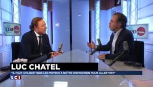 """Migrants : """"Sarkozy avait été le premier à parler des problèmes d'immigration"""" assure Chatel"""