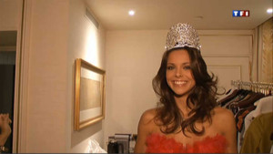 Miss France 2013 : Marine Lorphelin ct coulisses
