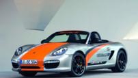 Porsche Boxster Electrique