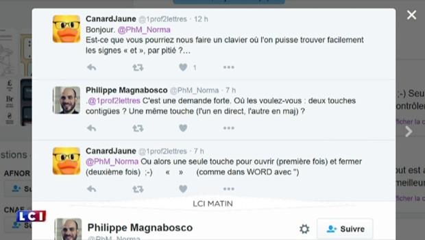 #Clavierfrançais, bientôt un clavier pour écrire en bon français ?