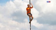 """Le 20 heures du 1 juin 2015 : Sauter par-dessus les rivières à la perche : le Fierljeppen, un sport hollandais """"extrême"""" - 1781"""