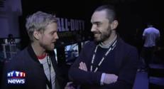 """Paris Games Week : Benoit Poher, le chanteur de Kyo, """"on joue depuis tout petit"""""""