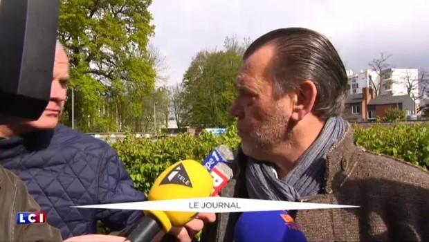 """Salah Abdeslam transféré en France : son avocat Frank Berton """"assez surpris qu'il soit ici aujourd'hui"""""""