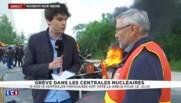 La centrale de Nogent-sur-Seine en grève contre la loi Travail : entre 80 et 100% de grévistes