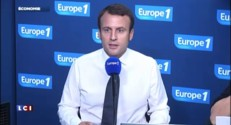 "Macron : ""La France est malade"""