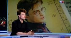 Non, Daniel Radcliffe ne porte pas vraiment de lunettes