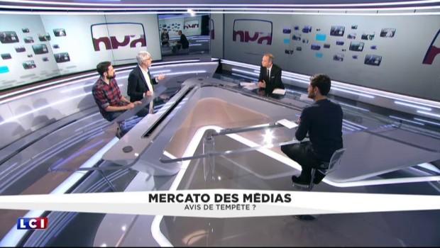 Pourquoi le mercato des médias est-il si agité ?