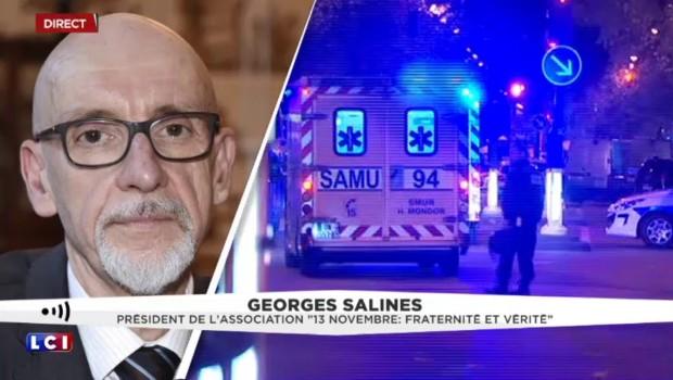 """Salah Abdeslam transféré en France : le père d'une victime des attentats de Paris """"soulagé"""""""
