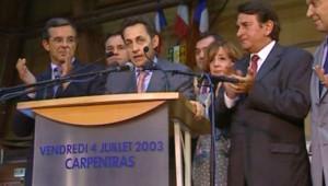 Sarkozy, Colonna, Erignac