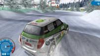 Skoda Ice Racing : défiez les pilotes Skoda sur la toile