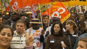 1er mai manifestation défilé