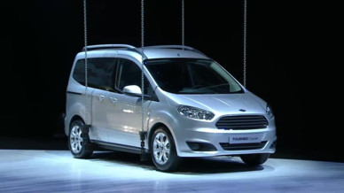 Ford Go Further 2012