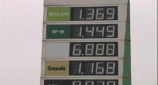 Le 13 heures du 25 novembre 2014 : Carburant : une baisse des prix bienvenue dans les campagnes - 608.5530000000001