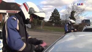Le 20 heures du 28 février 2014 : Les policiers strasbourgeois pr�rent contr� deux fois qu%u2019une - 565.162