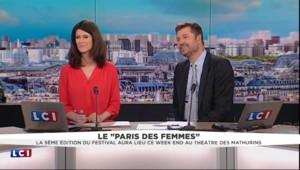 """Le Paris des femmes : """"75% des textes joués en France sont écrits par des hommes"""""""