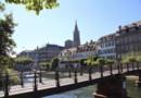 Une vue de Strasbourg
