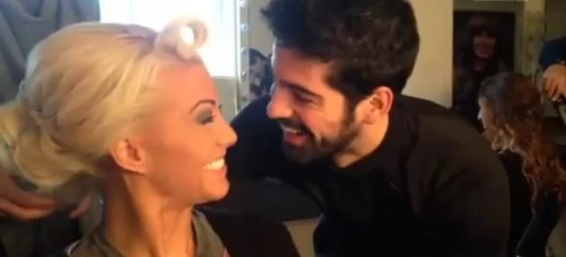 Exclu : Miguel Angel Munoz dansera avec Katrina Patchett ce soir