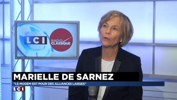 """Le Modem """"ne s'est pas reconnu dans Nicolas Sarkozy lors de la dernière présidentielle"""""""