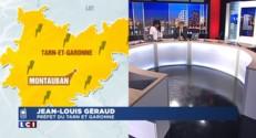 Orages dans le Tarn-et-Garonne : 50.000 foyers privés d'électricité, un mort