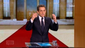 Quand Sarkozy évoquait « l'affaire Bettencourt » sur TF1