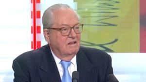 TF1-LCI, Jean-Marie Le Pen