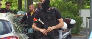Argenteuil : une vingtaine d'interpellations dans une opération antiterroriste