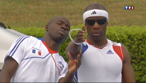 Le 13 heures du 26 juillet 2013 : Handisport : ils sprintent en tandem - 1002.389