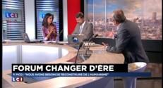 Pascal Picq : « 3ème Forum Changer d'Ère : Au-delà de la révolution numérique : Retour à l'humain »
