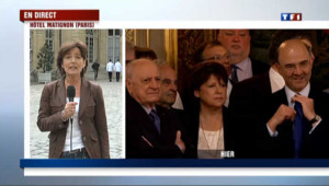 Un nouveau gouvernement sans Martine Aubry