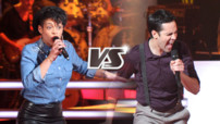 Yoann Freget et Tyssa interprètent « Can You Feel It » (The Jacksons)