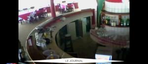 Attentat en Côte d'Ivoire : la vidéo amateur de l'arrivée d'un des assaillants