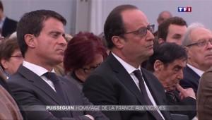 Drame en Gironde : Hollande à Petit-Palais pour un hommage national aux 43 victimes