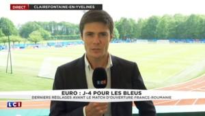 Euro 2016 : dernier entraînement des Bleus ouvert au public à 17h30 à Clairefontaine