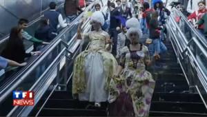 Ils se déguisent pour prendre le métro, devenu trop cher
