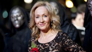 J.K Rowling le 11 novembre 2010.