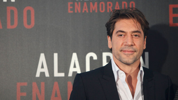 Javier Bardem, le 4 juin 2012  Madrid. L&#039;acteur Espagnol aura dsormais son toile  Hollywood boulevard  Los Angeles. 