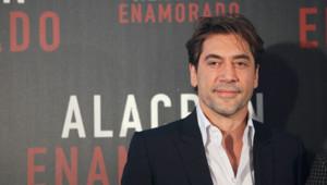 Javier Bardem, le 4 juin 2012 à Madrid. L'acteur Espagnol aura désormais son étoile à Hollywood boulevard à Los Angeles.