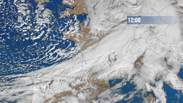 La tempête Joachim file à l'Est, dégâts et coupures de courant