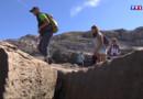 Le 20 heures du 4 août 2015 : Roche ciselée, plateau calcaire…à la découverte du désert de pierre dans les Alpes - 1689