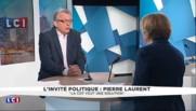 """Loi Travail : """"Manuel Valls fait partie du blocage"""" selon Pierre Laurent"""