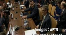 Quand Ben Affleck évoque Batman devant le Congrès américain