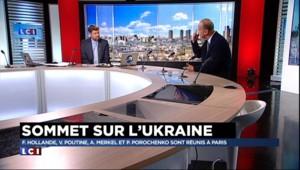 """Syrie : pour Poutine, """"l'alternative à Assad, c'est Daech et Al-Qaïda"""""""