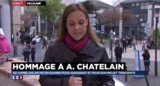 A Villejuif, une cérémonie et une marche blanche à la mémoire d'Aurélie Châtelain