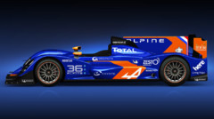 Alpine Signatech #36 2013 Renault