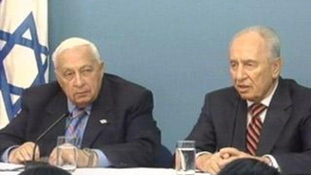 Ariel Sharon, création de Kadima