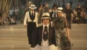 chanel défilé Cuba