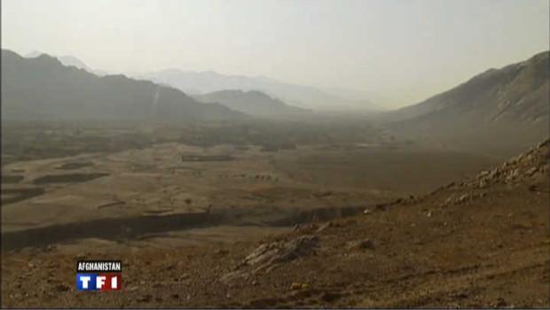 La célèbre vallée de la Kapisa en Afghanistan