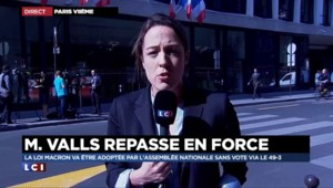 Manuel Valls va affronter les frondeurs du PS à l'Assemblée